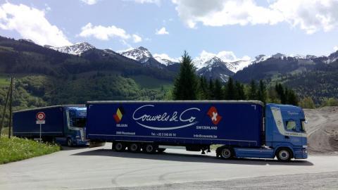 Transport Zwitserland